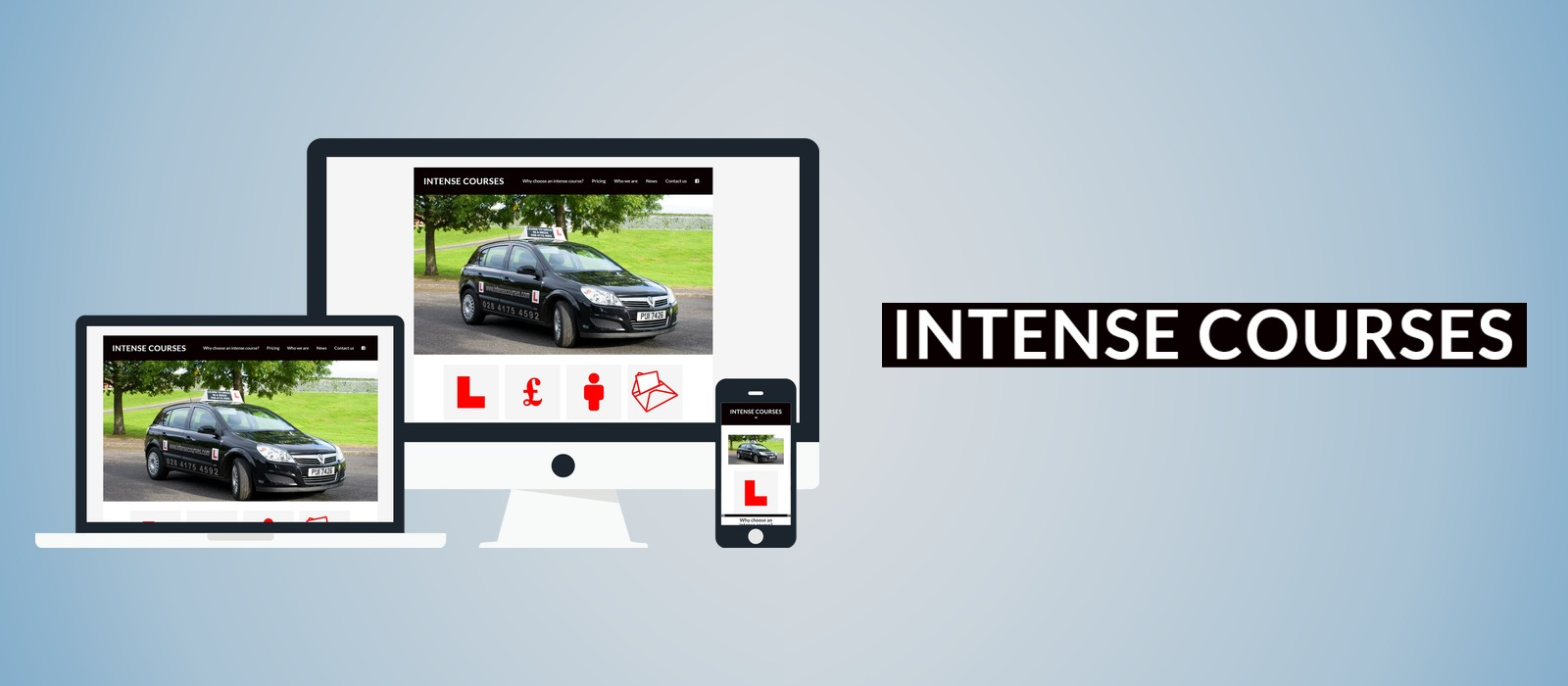Intense Courses Featured Image