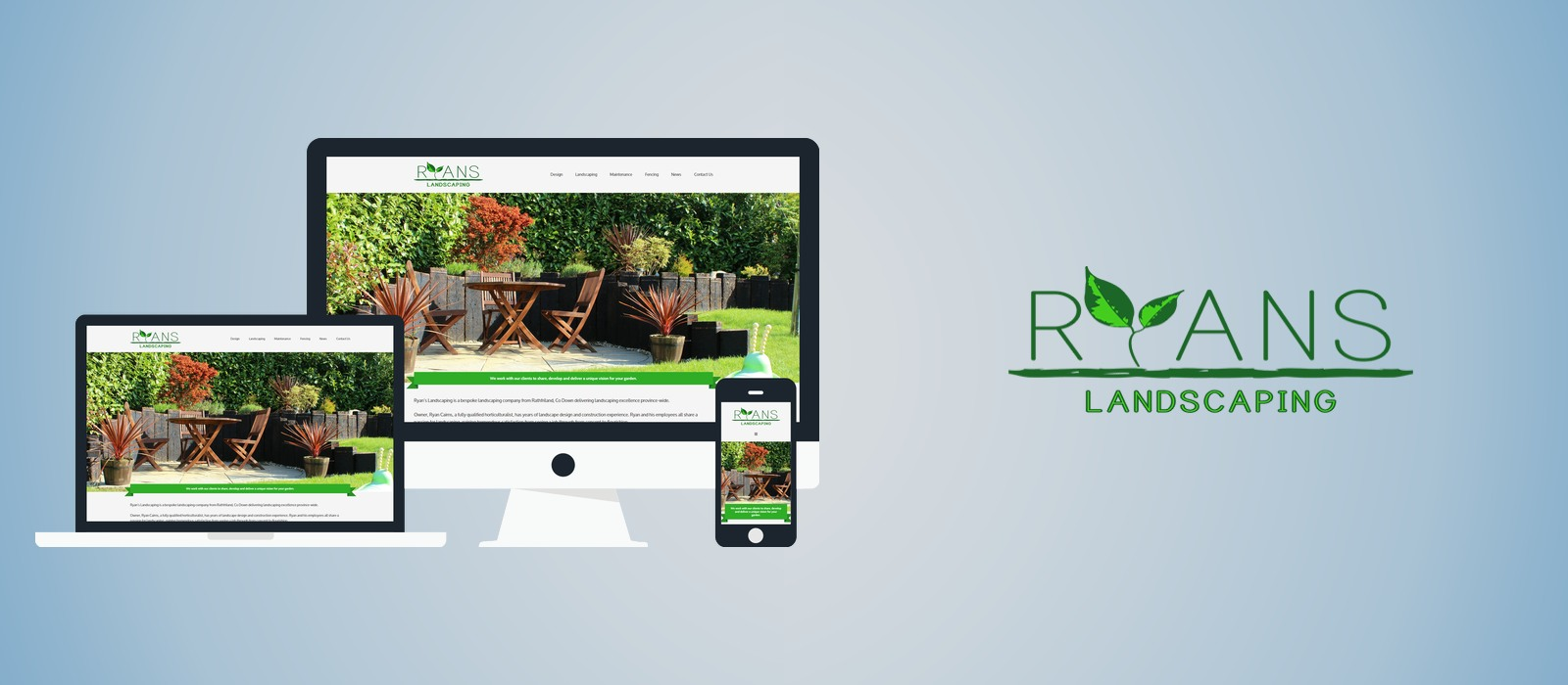 Ryan's Landscaping Featured Image